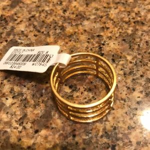 NWT madewell ring